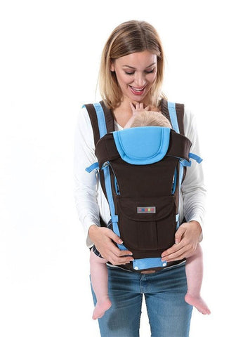 Baby Carrier Baby Sling Backpack Baby Wrap Ergonomic Baby Kangaroo Carrier Bag