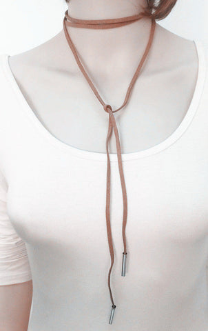 Choker Necklace Vintage Jewelry Fashion Jewelry Leather Necklaces for Women