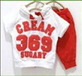2pcs Baby Boy Romper Baby Girl Romper Baby Jumpsuit Baby Sports Clothes Toddler Clothes Sporting Baby Clothes Toddler T-Shirt Hoodies
