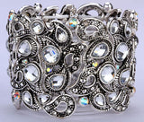 Vintage Jewelry Crystal Bracelets Bracelets for Women Fashion Jewelry Bridal Jewelry