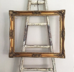 20th Century Gilt Wood Frame