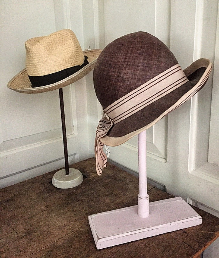 1920's Mens Panama Hat