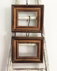 Pair of 19th Century Gilt Wood Frames.