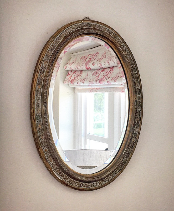 Late 19th century Mirror