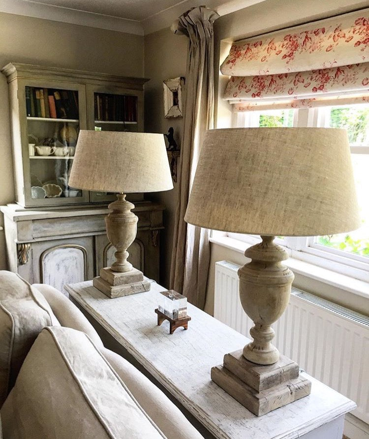 Belgian Balustrade Lamp