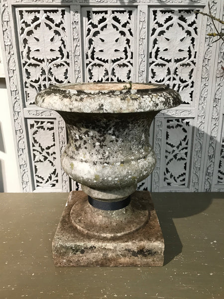 Early 20th century French Marble Urn.