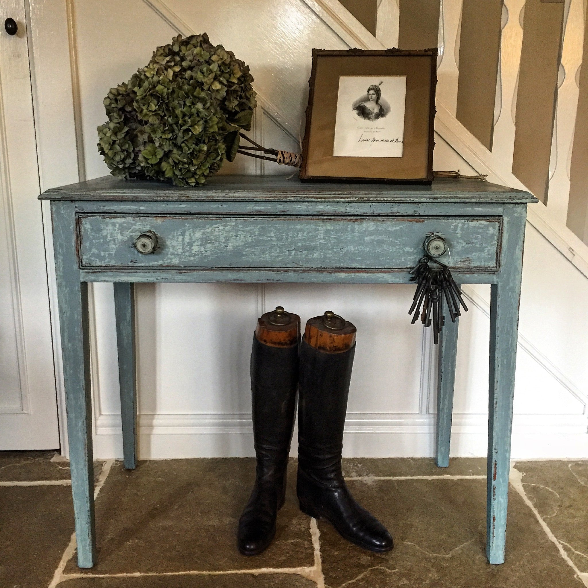 Antique Georgian Hall Table