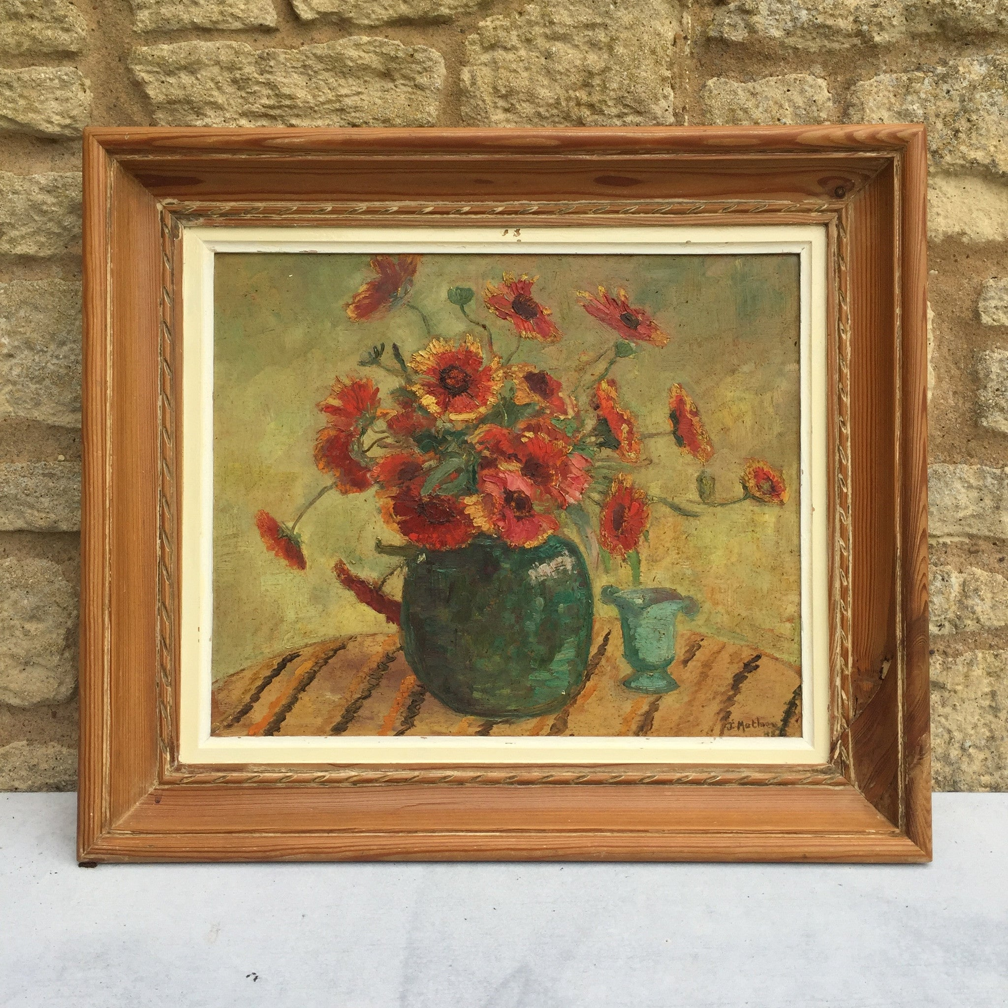 Vintage French Still Life
