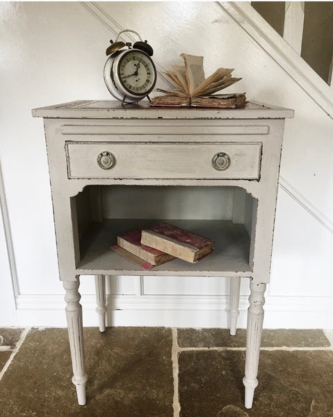 Vintage pot cupboard/bedside table