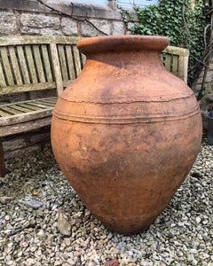 Antique Olive Oil Amphora