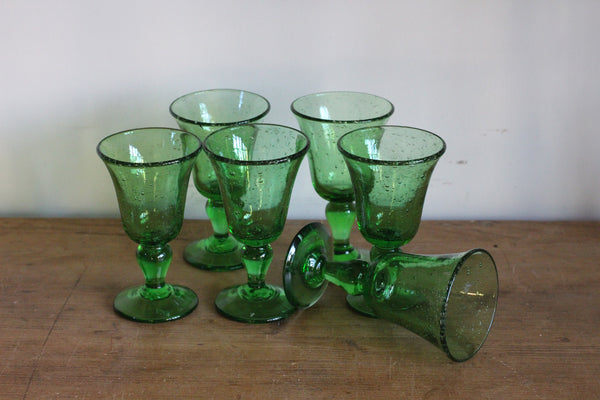 Handmade glasses