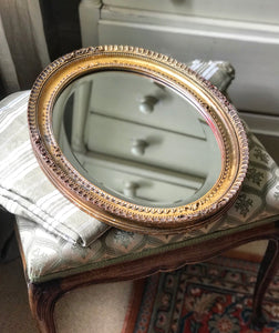 20th century Gilt Wood Mirror