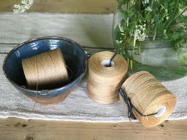 Natural Hemp String
