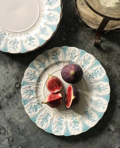 Early 20th century French Breakfast Plates