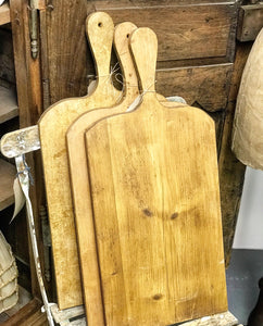 Mid 20th century wood chopping board