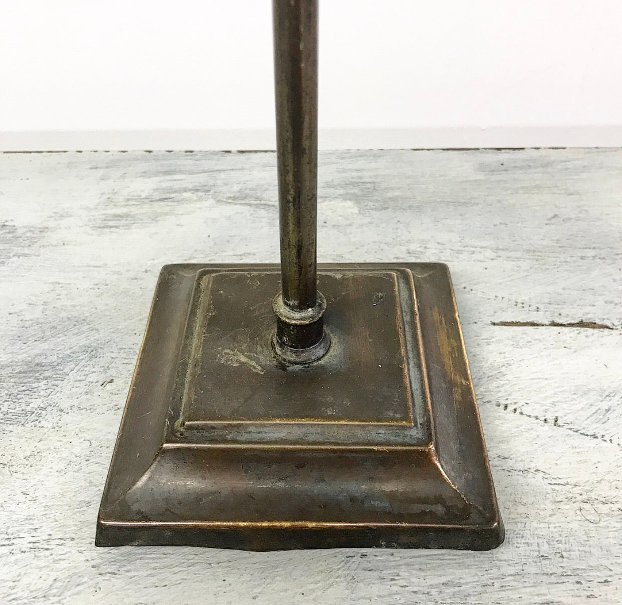 Edwardian Gentlemen Outfitters tie stand.