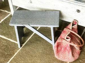 Vintage French Stool