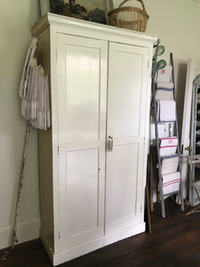 19th century Victorian Housekeepers Cupboard