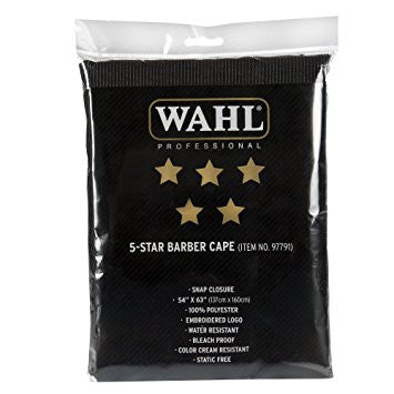 Wahl 5 Star Cape