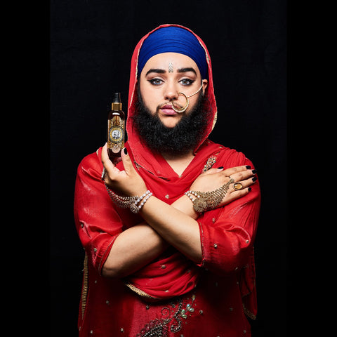 Harnaam Kaur Hair Elixir