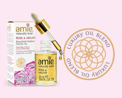 NEW Rose & Argan