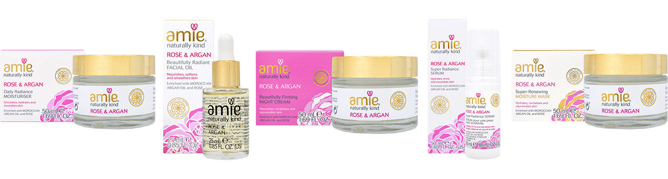 Rose and Argan