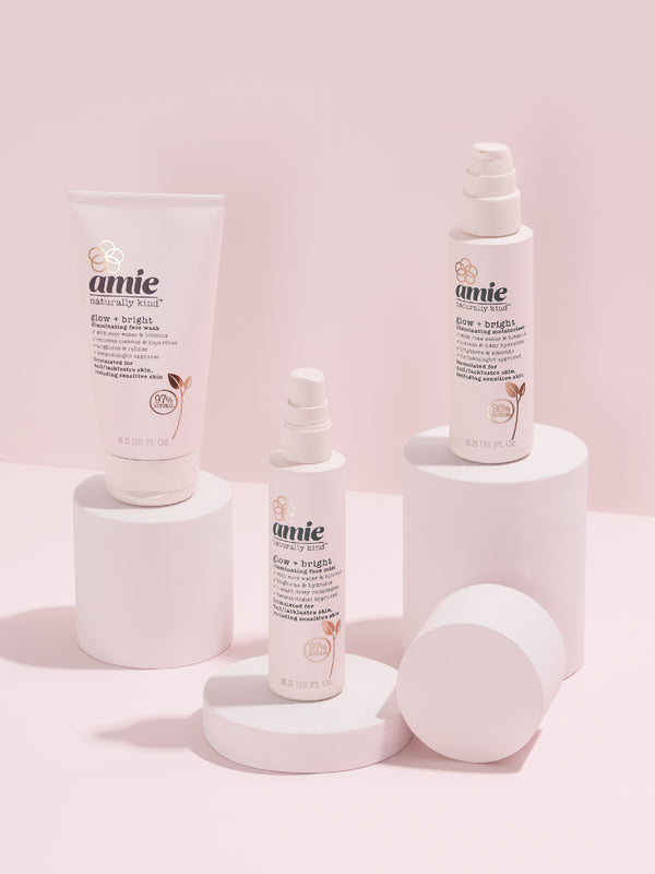 Amie Natural Skincare For Teen Skin