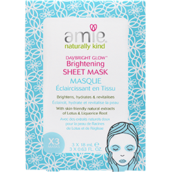 DAYBRIGHT GLOW  -  Brightening Sheet Masks