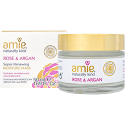 ROSE & ARGAN - Super-Renewing Moisture Mask