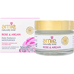 ROSE & ARGAN - Daily Radiance Moisturiser