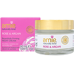 ROSE & ARGAN - Beautifully Firming Night Cream
