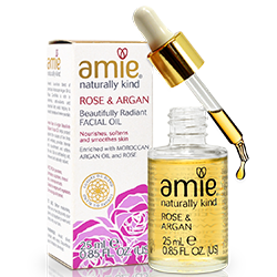 ROSE & ARGAN - Beautifully Radiant Facial Oil