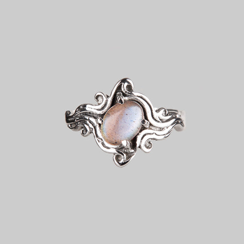 AURAI | Silver Gemstone Ring