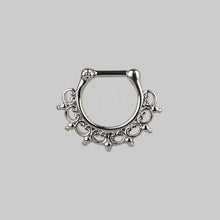 RISEN | Detailed Septum Ring