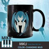 Deep Sea Girl Color Changing Mug Magic Cup