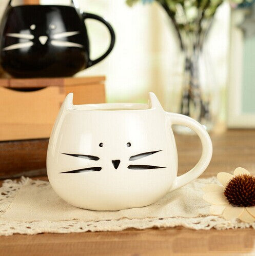 Hot Lovely cat design  Coffee Cup