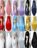 women straight cosplay synthetic wigs