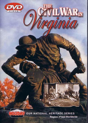 The Civil War in Virginia DVD