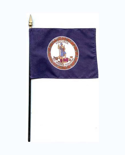 Virginia State Mini Flag - The Shops at Mount Vernon - The Shops at Mount Vernon