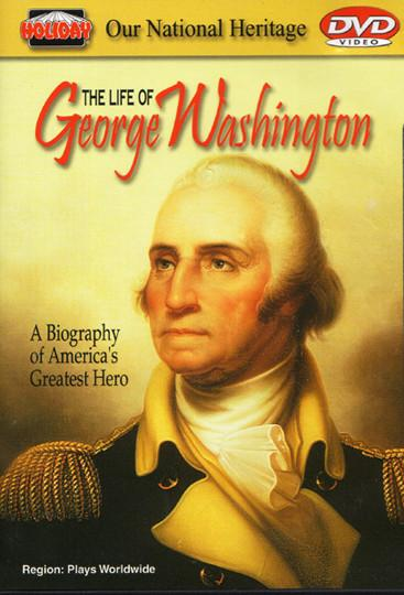 The Life of George Washington DVD - The Shops at Mount Vernon - The Shops at Mount Vernon