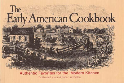 The Early American Cookbook