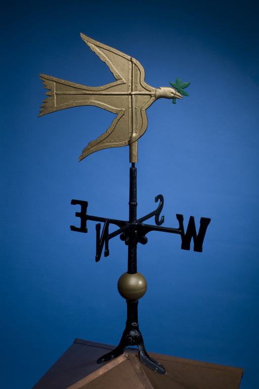 Dove of Peace Weathervane - The Shops at Mount Vernon - The Shops at Mount Vernon