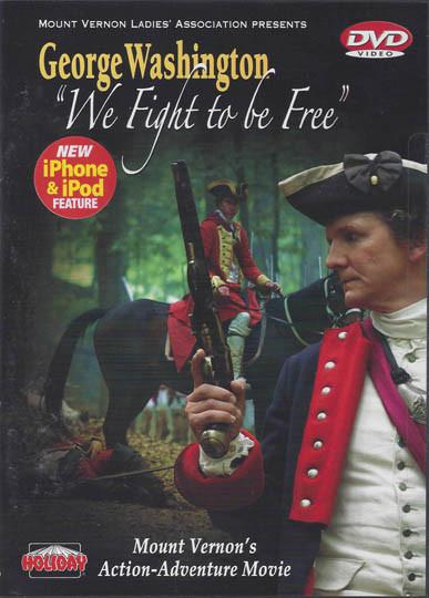 We Fight to be Free DVD - The Shops at Mount Vernon - The Shops at Mount Vernon