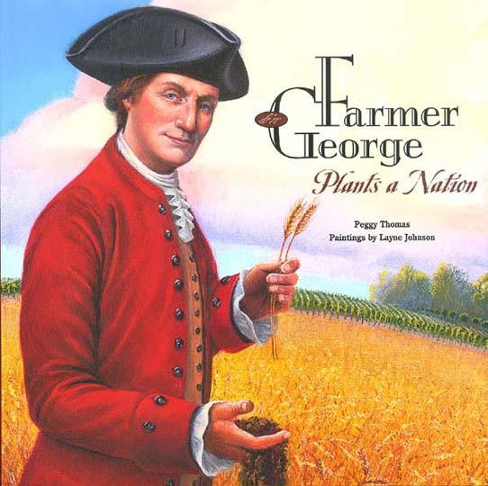 Farmer George Plants a Nation - The Shops at Mount Vernon - The Shops at Mount Vernon