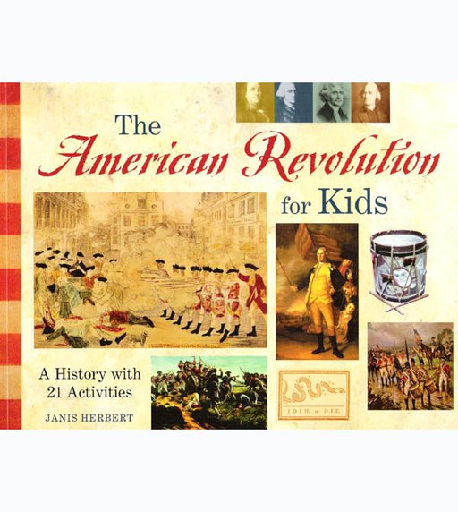 American Revolution for Kids - The Shops at Mount Vernon - The Shops at Mount Vernon