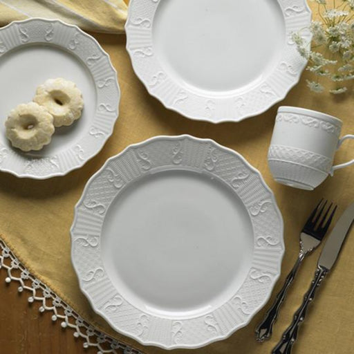 Mount Vernon Prosperity 4-piece Place Setting - MOTTAHEDEH & COMPANY, INC - The Shops at Mount Vernon