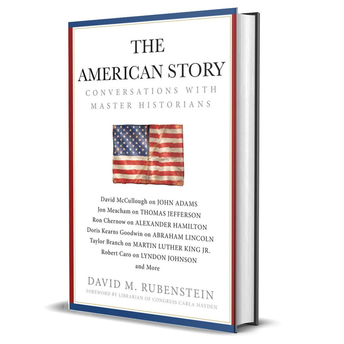 The American Story - SIMON & SCHUSTER - The Shops at Mount Vernon