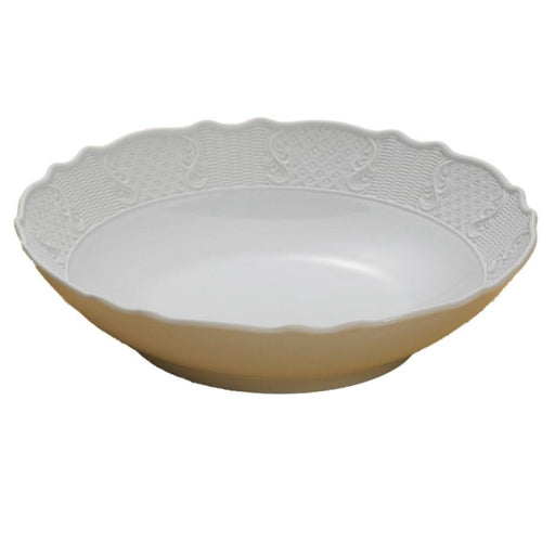 "Mount Vernon Prosperity 9 ¾"" Salad Bowl - MOTTAHEDEH & COMPANY, INC - The Shops at Mount Vernon"