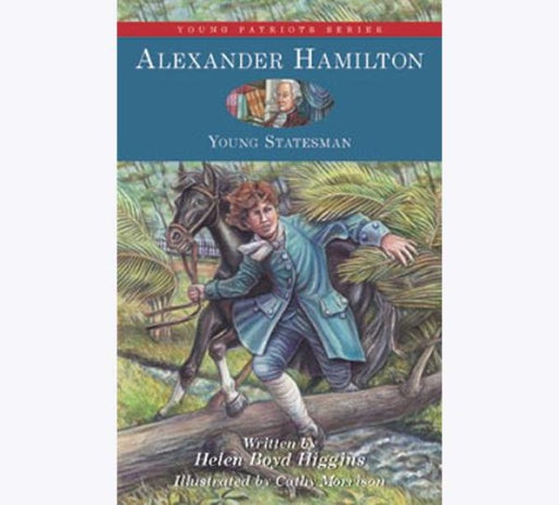 Alexander Hamilton: Young Statesman - INDEPENDENT PUB GROUP - The Shops at Mount Vernon