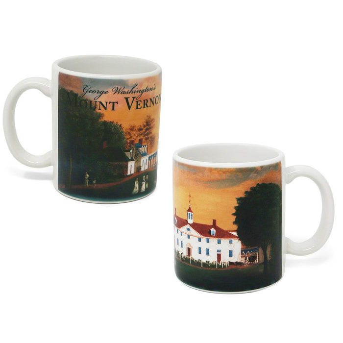 Mount Vernon 1792 Coffee Mug - The Shops at Mount Vernon - The Shops at Mount Vernon